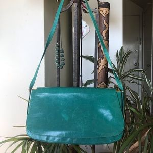 Rodo Vintage Leather Shoulder Purse